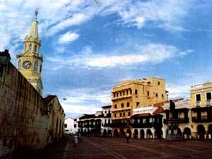 Cartagena Colombia turismo en Colombia guia de hoteles, alojamiento turismo rural en Colombia Sur America